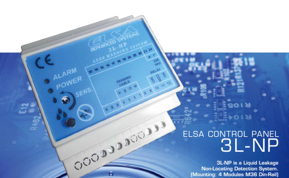 elsa-3l-np-water-detection-system
