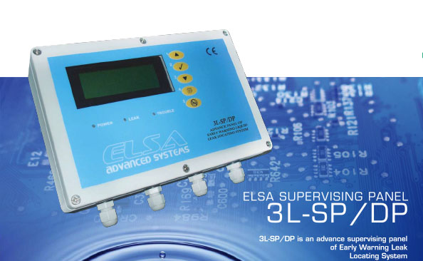 elsa-3l-sp-water-detection-system