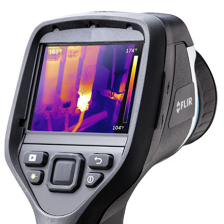 FLIR EXX Series Camera