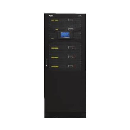 ABB ConceptPower DPA 60-120 UL (Modular) – 20kW to 600kW, 208V UL UPS System